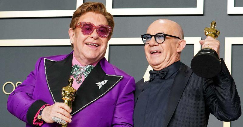 Elton John wishes longtime collaborator Bernie Taupin on 70th ...