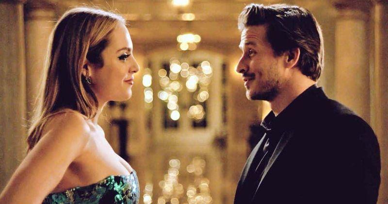 'Dynasty' Season 3: Should Fallon choose love or career? Fans rejoice when she tells Liam to 'f**k off'