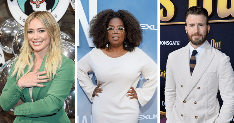 Hilary Duff, Oprah accused of sex trafficking and Chris Evans of Zionism, false claims on rise amid lockdown