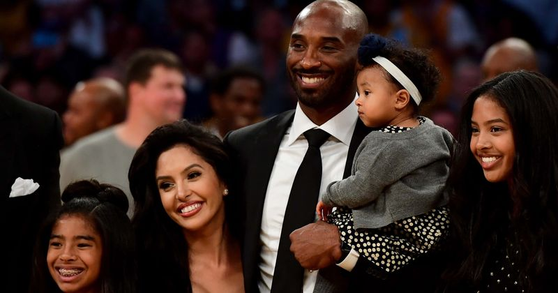 Kobe Bryant's 11-month-old daughter Capri seen taking her first steps in adorable video shared by Vanessa