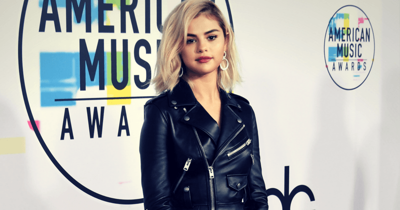 Selena Gomez tears up over her life-or-death situation