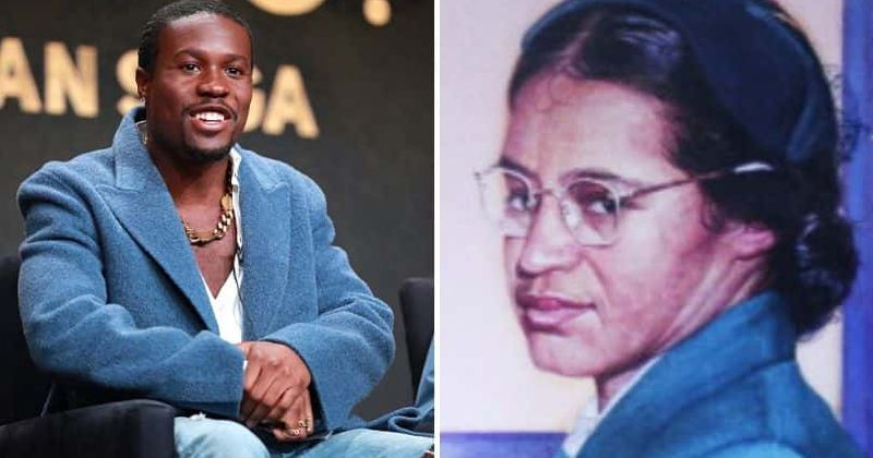 Shameik Moore says Rosa Parks should have taken a cab instead of bus, fuming internet declares 'he's lost it'