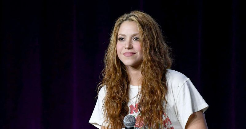 Shakira becomes first female artiste to have 4 songs from 4 decades reach 100 million streams on Spotify