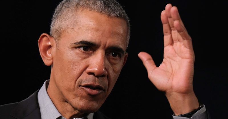 Obama slams violence in George Floyd protests, says black community has to 'operate on a higher ethical code'