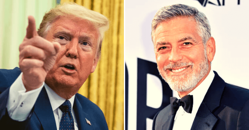 George Clooney slams Trump, calls systemic racism US's 'pandemic and in 400 years we've yet to find a vaccine'