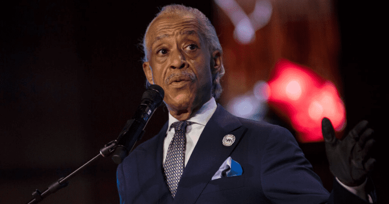 'Get your knee off our necks': Reverend Al Sharpton says George Floyd's story is the story of all black folks