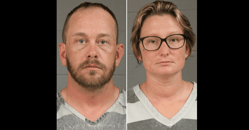 South Dakota couple fed crystal meth to minors, zapped them with electric cattle prod for misbehaving
