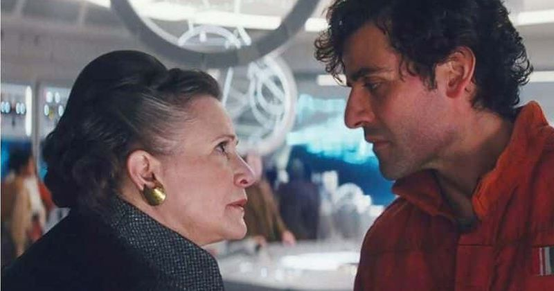 Carrie Fisher In Star Wars The Rise Of Skywalker Remembering Princess Leia S Final On Screen Moments Meaww