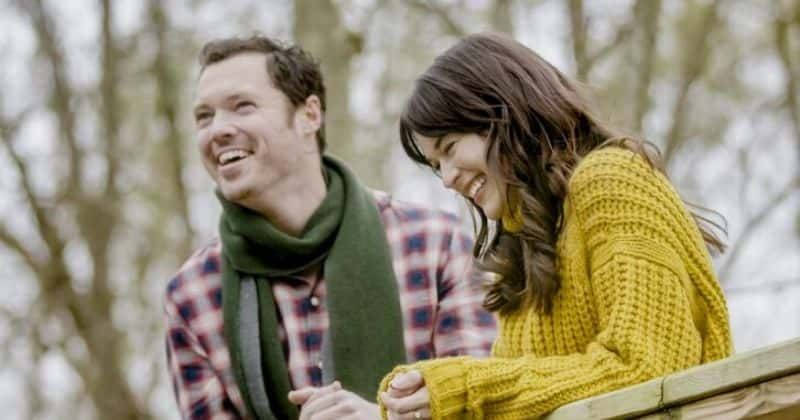 'Midway to Love': Meet Rachel Hendrix and Daniel Stine, the real-life couple from Hallmark's family-friendly romance