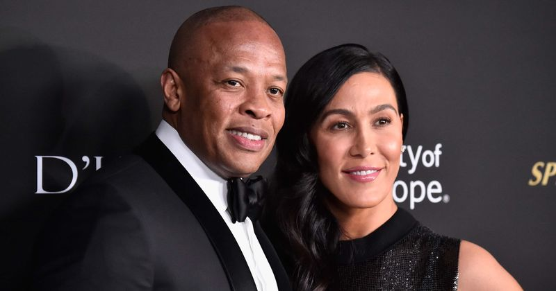 Dr Dre's wife Nicole Young files for divorce after 24 years of marriage citing irreconcilable differences