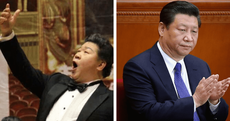 China President Xi Jinping lookalike opera singer banned from social media for 'violating leader's looks'