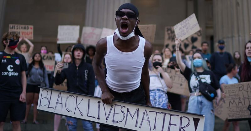 Did Black Lives Matter protests save lives? Hacktivist group Anonymous says it encouraged 'social distancing'