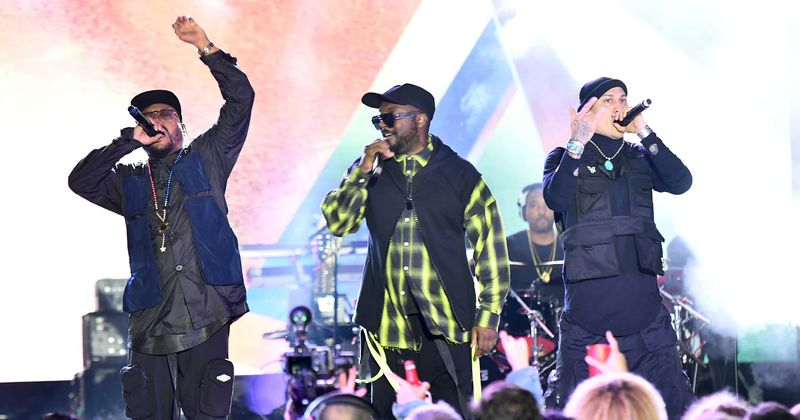 'Translation': Black Eyed Peas hit the third place for debut on Billboard's Top Latin Albums chart