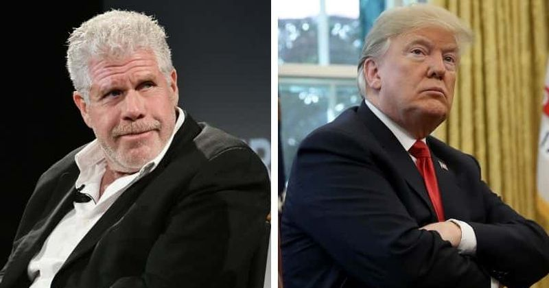 Ron Perlman says Trump turned US into a 'S**thole Country' in just 3 years, made Americans diseased