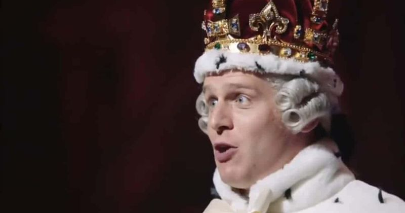 'Hamilton': Jonathan Groff's performance as King George III is a hit, fans say 'he stole the show'