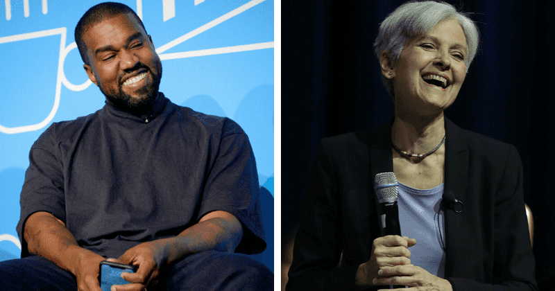 Is Kanye West the Jill Stein of 2020? Internet says he's running for president only to siphon votes from Biden