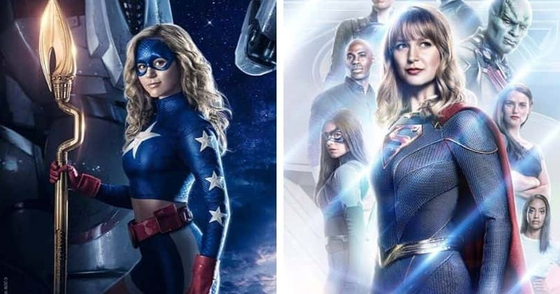 Stargirl's first Arrowverse crossover should be with 'Supergirl' and not 'The Flash', here's why