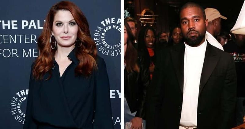 Debra Messing says Kanye West may steal Biden-leaning Black voters, Angry Internet says 'Blacks aren't stupid'