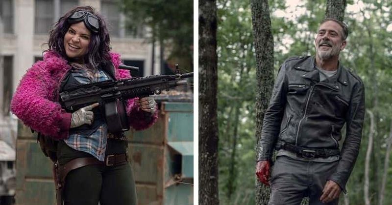 'The Walking Dead' Season 11: Will Negan and Princess form an unexpected alliance?