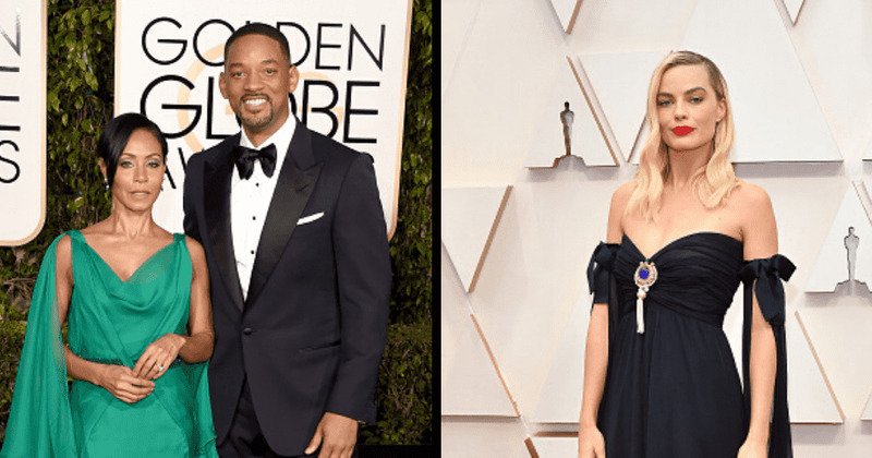 Margot Robbie trends as Internet thinks she dated Will Smith after Jada confesses affair with August Alsina