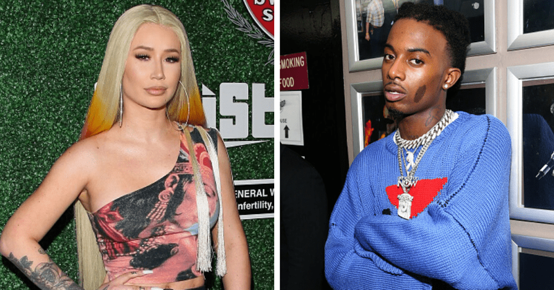 Have Iggy Azalea and Playboi Carti named son Gilbert? Here's why Internet is convinced it's a terrible name