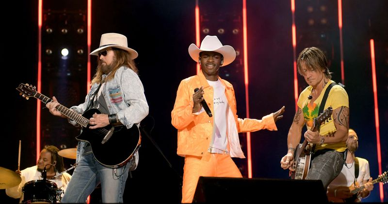 'CMA Best Of Fest': Lil Nas X relives epic 'Old Town Road' performance with Billy Ray Cyrus and Keith Urban