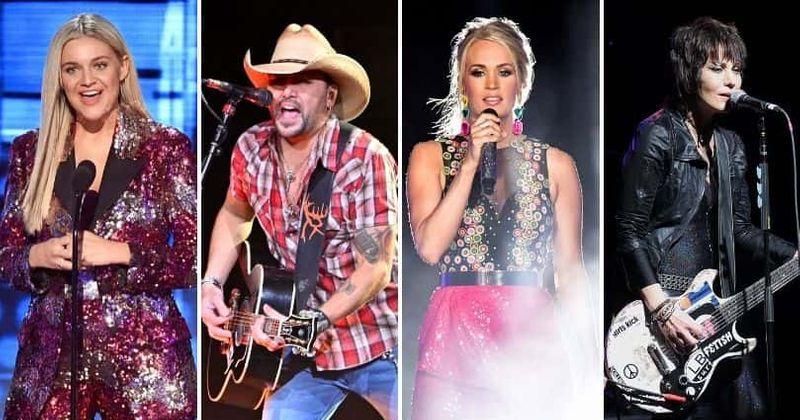 'CMA Best Of Fest': Kelsea Ballerini, Jason Aldean, Carrie Underwood, Joan Jett and Eric Church rock our world