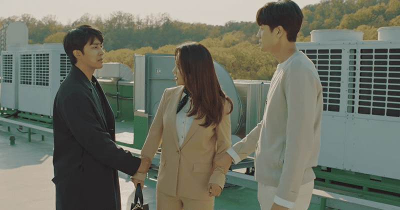 Was it Love' Episode 4: Dae-o mistakes Yeon-woo for Ae-jeong's husband,  tries to dig deeper into her life   MEAWW