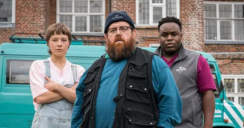 'Truth Seekers': Release date, plot, cast, trailer and all you need to know about the horror-comedy starring Nick Frost and Simon Pegg on Amazon Prime