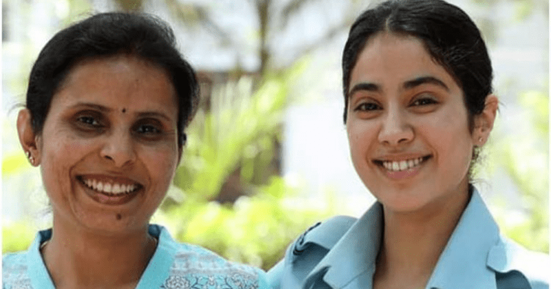 Gunjan Saxena The Kargil Girl Meet The Real Life Star Behind Netflix War Drama Starring Janhvi Kapoor Meaww