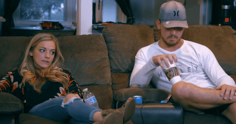 'Teen Mom OG': Mackenzie McKee reveals Josh caught her talking to guys on Tinder and it ended in a fight