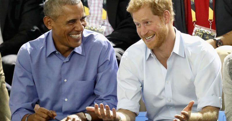 Barack Obama, and not Donald Trump, might be the lucky one to get an invitation to the royal wedding
