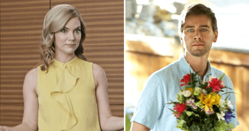 'Romance in the Air': Meet Cindy Busby, Torrance Coombs and rest of the cast of Hallmark's rom-com