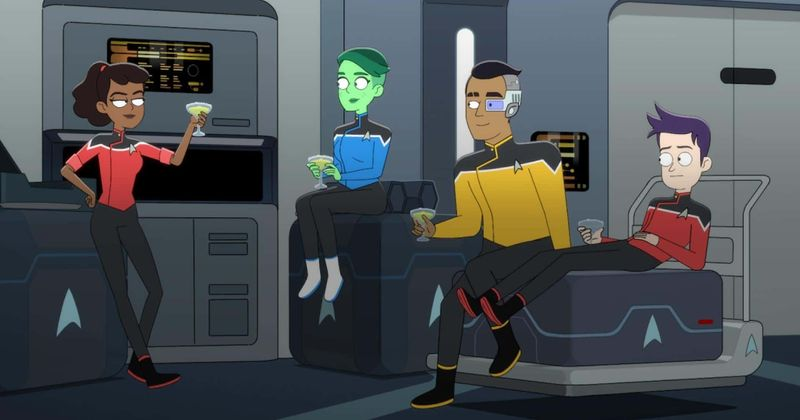 'Star Trek: Lower Decks': Meet Tawny Newsome, Jack Quaid and the rest of the cast behind this animated comedy