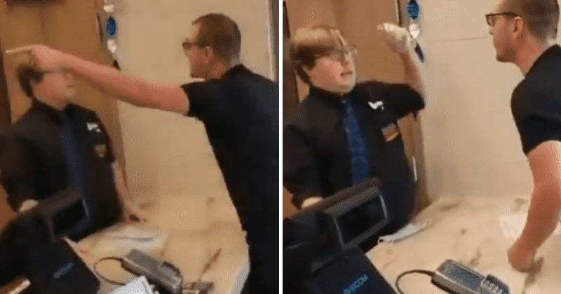 Man slaps Burger King staff on face in viral video, gets fired from job after being charged on multiple counts