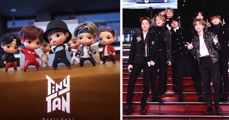 What Is Bts S Tiny Tan Fans Rejoice As Big Hit Entertainment
