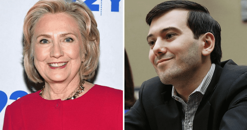 'Pharma Bro' Martin Shkreli touted conspiracies about Hillary Clinton's body count, placed bounty on her head