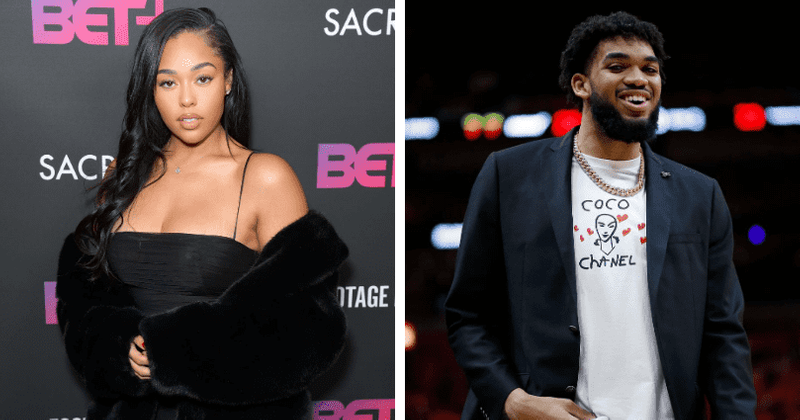 Who is Karl Anthony Towns? Jordyn Woods sparks romance rumors ...