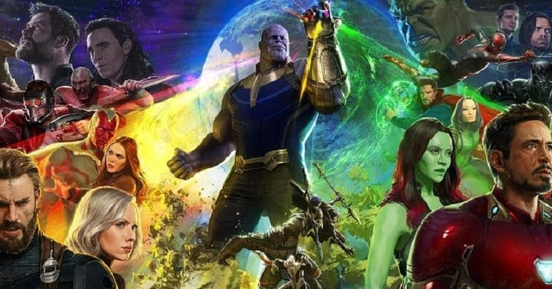 Watch: Thanos slams Iron Man to the ground in the first trailer of Avengers: Infinity War