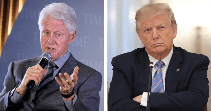DNC 2020: Bill Clinton tears into Trump for wasting time ...
