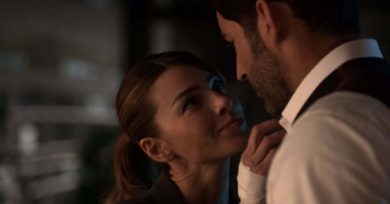 Lucifer Season 5 Part 1 As Fans List Best Chloe And Lucifer Moments You Can Whack Me Anytime Is Our Pick Meaww