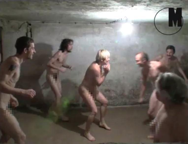 Nude nazi male prisoners #11