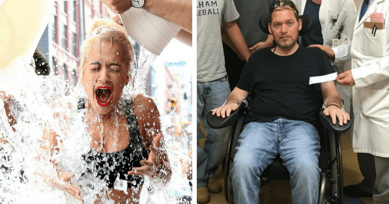 Man Who Inspired ALS Ice Bucket Challenge Dies After Battling The Disease
