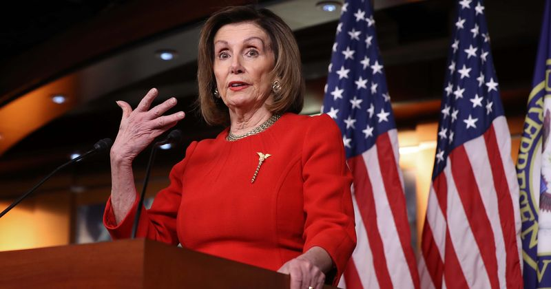 Pelosi branded 'hypocrite' for visiting hair salon while ...