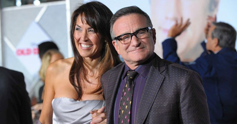 Robin Williams and Susan Schneider: How actor's traumatic ...