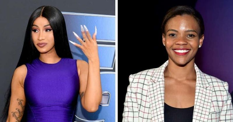Candace Owens Called Cardi B Illiterate, Cari B Responded !!