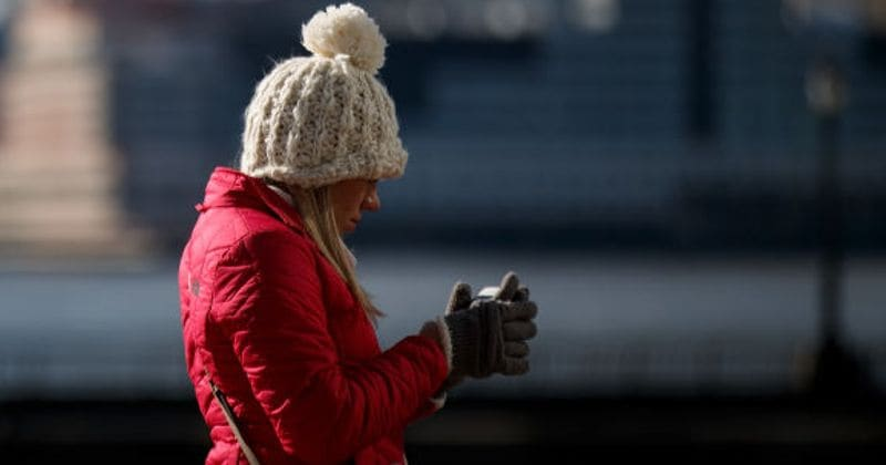 10 ways in which the winter affects your body