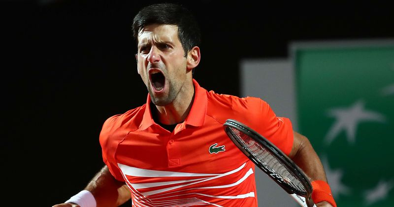Novak Djokovic Controversy Us Open Line Judge Hit By Ball Receives Death Threats After Tennis Star Disqualified Meaww