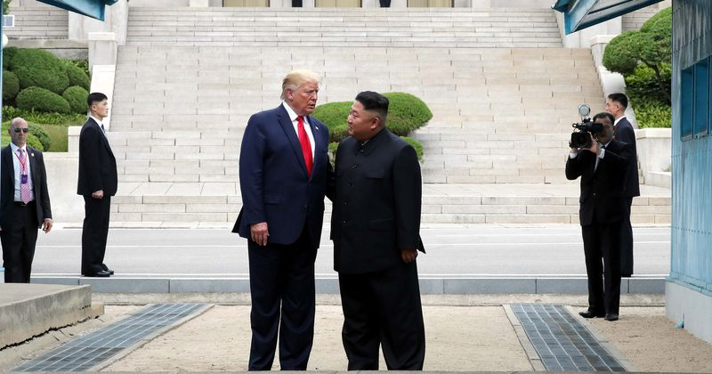 Trump and Kim Jong-un's 'love letters' from Bob Woodward's book fluster Internet as they ask 'is this real?'