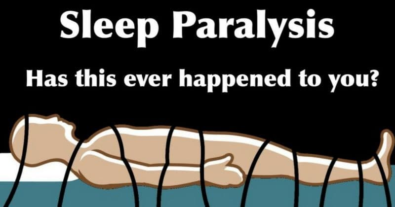 11 things you must know about the terrifying condition called sleep paralysis